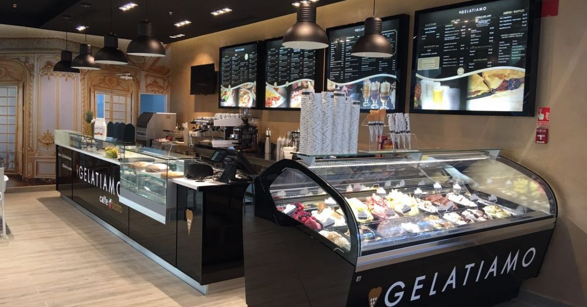 Gelatiamo altaplaza mall panam restaurante for Alta cuisine panama