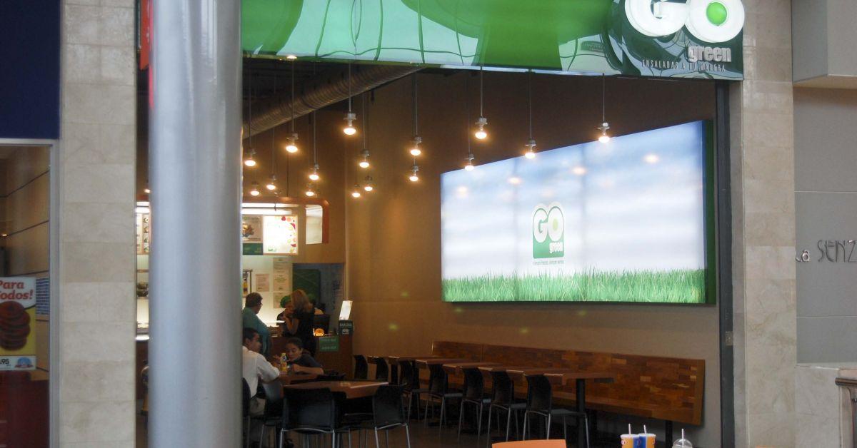 Go green panam restaurante saludable degusta - Restaurante greener ...