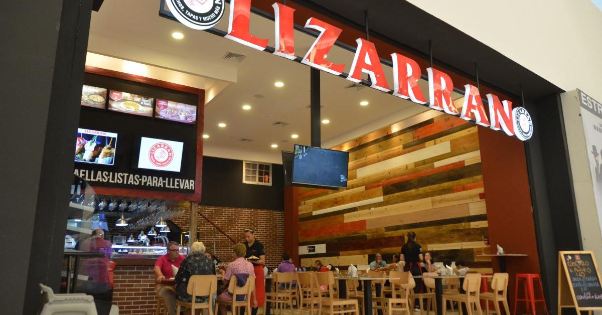 Lizarran altaplaza mall panam restaurante bar for Alta cuisine panama