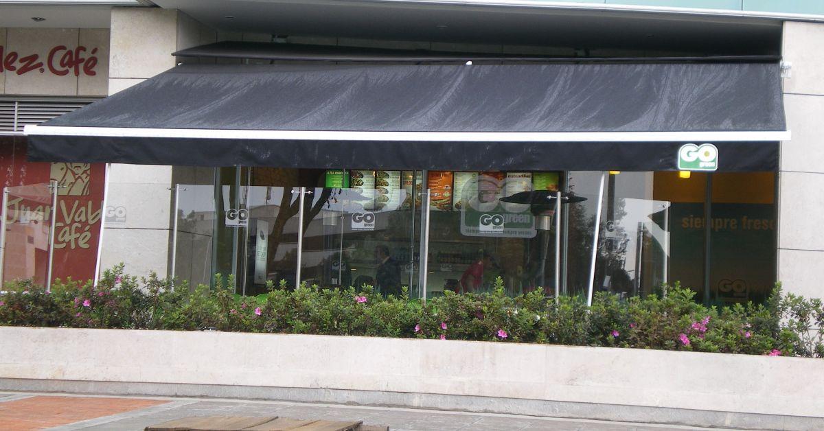 Go green bogot restaurante saludable degusta - Restaurante greener ...