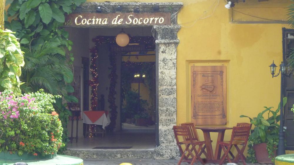 La Cocina de Socorro, Cartagena | Restaurante, Bar Internacional ...