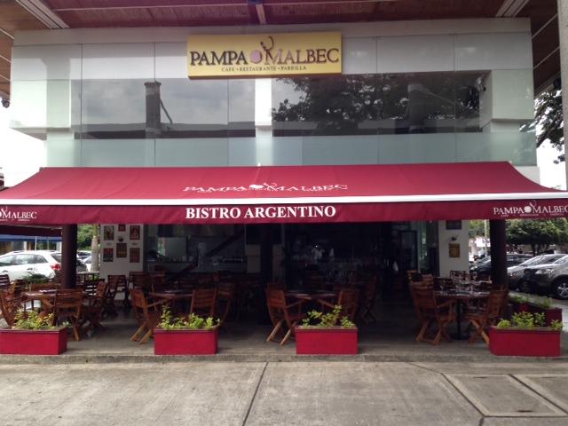 Pampa malbec ciudad jardin cali restaurante argentina for Bares ciudad jardin cali