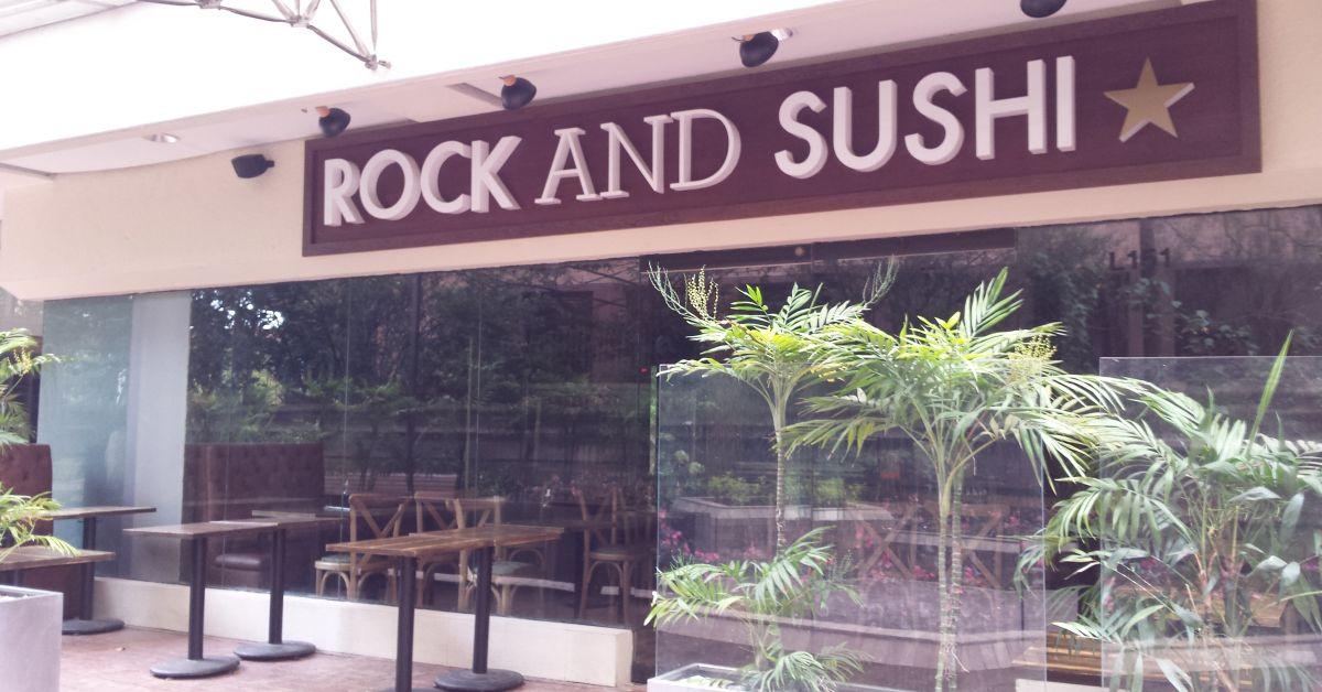 Rock and sushi bogota