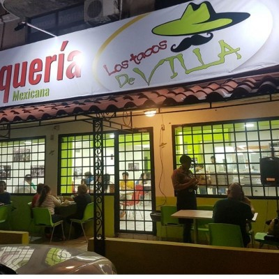 Los Tacos De Villa T.