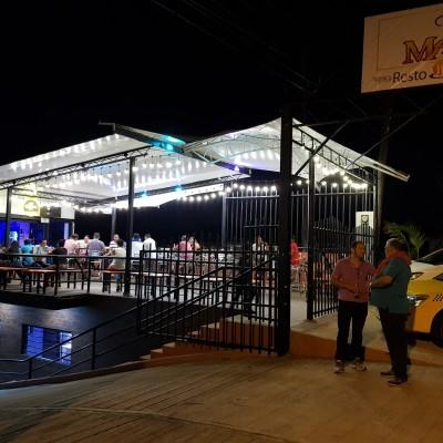Manus Resto Bar Grill  V.