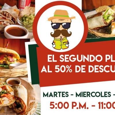 Los Burritos Del Tio P.