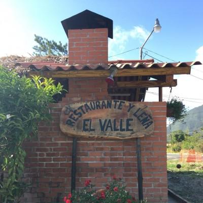 Restaurante Y Leña El Valle  K.