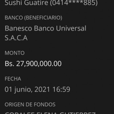 Sushi Delivery Guatire ..