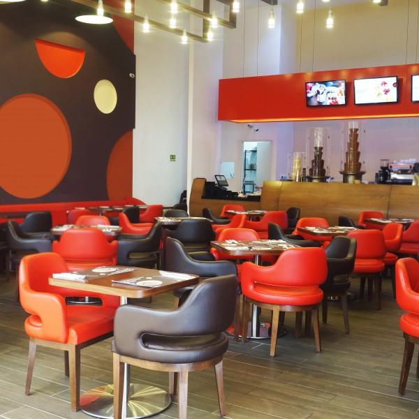 Fotos del restaurante dipndip altaplaza mall panam for Alta cuisine panama