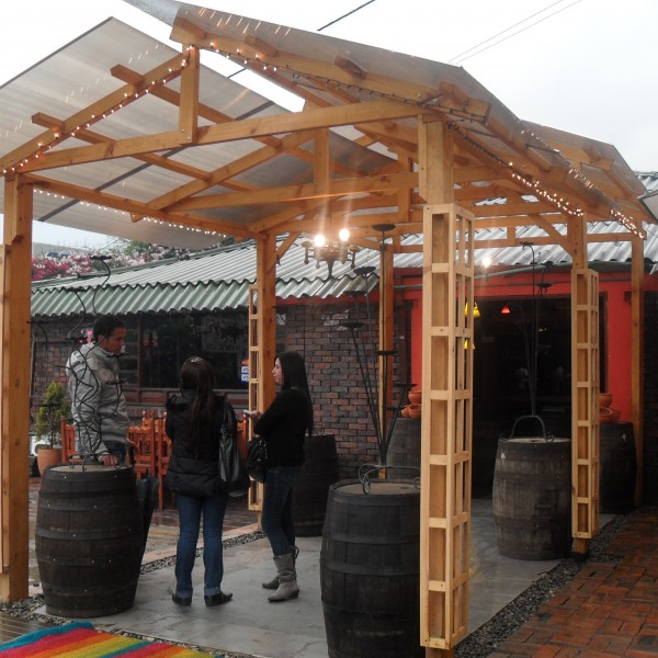 Fotos del restaurante casa de campo bogot chia for Restaurantes casa de campo